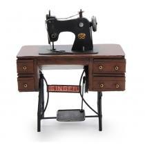Mini Máquina De Costura Estilo Vintage - 1512458 - Cromus