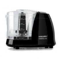 Mini Processador Oggi Mallory Black New 220V - Mallory