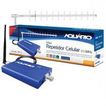 Mini Repetidor de Sinal Celular Aquário RP960 900MHz - Aquário