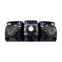 Mini System 440W USB/MP3/Bluetooth CM4450 Preto - LG - LG