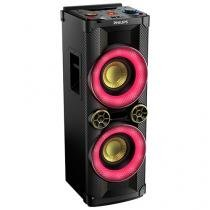 Mini System Philips NTX400X 1 CD 900W - Bluetooth e USB