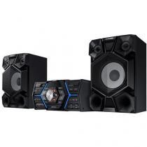 Mini System Samsung 1500W RMS MP3 Karaokê - Ripping MX-JS5000
