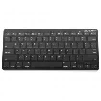 Mini Teclado Bluetooth Multilaser - TC153 - Neutro - Multilaser