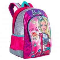 Mochila de Costas Barbie Aventura nas Estrelas Sestini Verde Infantil + Caixa de Som - Sestini