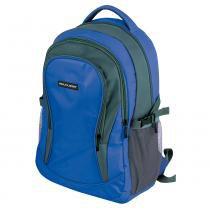 Mochila High School para Notebook 14 Polegadas Azul BO370 - Multilaser - Azul - Multilaser