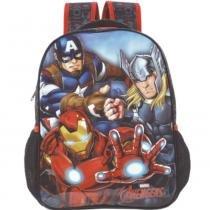 """Mochila Infantil 14"""" Avengers Revolution - Xeryus - Xeryus"""