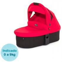 Moisés para Bebê ABC Design Carry Cot - Cranberry - ABC Design