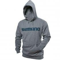 Moletom com Capuz EG Cinza HOOD8020POXLGY - Shimano - XG - Shimano