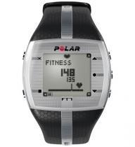 Monitor de Frequência Cardíaca Polar FT7 Preto/Prata - Polar