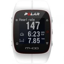Monitor de Frequência Cardíaca Polar M400 GPS Branco - Polar