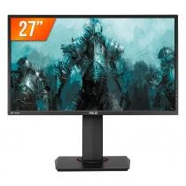"Monitor Gaming LED 3D 27"" QuadHD Widescreen MG278Q ASUS - Asus"