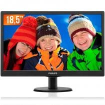 "Monitor LCD 18,5"" HD Widescreen HDMI 193V5LHSB2 Philips - Philips"