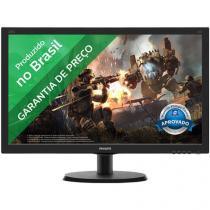"Monitor Philips LED 21,5"" Full HD Widescreen - 223G5LHSB"