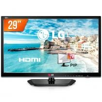 "Monitor TV LED 29"" HD HDMI Conversor Digital 29LN300B-PC LG - Lg"