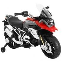 Moto Elétrica Infantil Moto BMW GS com Farol LED - Bandeirante