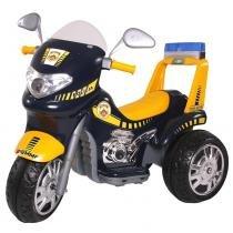 Moto Infantil Elétrica Sprint Polícia Rodoviária Federal 169 - Biemme - Biemme
