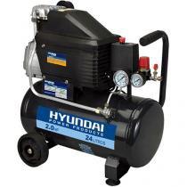 Motocompressor de Ar Hyundai 24L 2HP - HYAC24D-1 2850rpm
