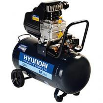 Motocompressor de Ar Hyundai 50L 2HP - HYAC50D-1 2850rpm