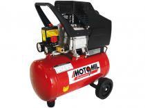 Motocompressor Motomil MAM-8,7/24 - 24 Litros Potência 2 HP