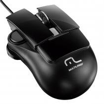 Mouse Free Scroll USB 1200DPI Preto MO190 - Multilaser - Multilaser