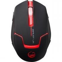 Mouse Gamer Optico 4000DPI Zealot Jr USB - Team Scorpion - Team Scorpion