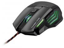 Mouse Óptico 3200dpi - Multilaser Warrior