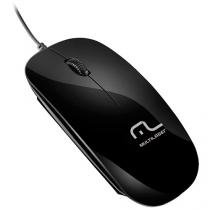 Mouse Óptico 800dpi - Multilaser Colors Slim