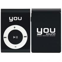 MP3 Player Clip 8GB - You Sound