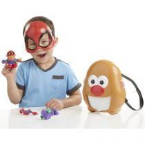 Mr. Potato Head Mochilla Mach UPS Spider - Hasbro