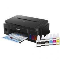 Multifuncional Canon Pixma MaxxTinta G3102 - Tanque de Tinta Colorida Wi-Fi 2 Refis Extra