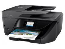 "Multifuncional HP OfficeJet Pro 6970 Jato de Tinta - Colorida LCD 2,65"" Wi-Fi USB"