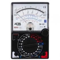 Multímetro Analógico SK-22 - ICEL - ICEL