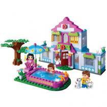 Mundo Encantado Casa de Verão 405 Peças - BanBao