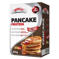 Muscle Gourmet Pancake Protein Buttermilk Midway - Suplemento - 420g - Midway
