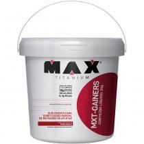 MXT Gainers 5kg - Max Titanium - Max Titanium