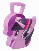 My Little Pony Maleta Twilight Sparkle Joalheria - BR378 - My Little Pony