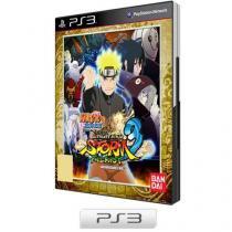 Naruto Shippuden Ultimate Ninja Storm 3 - Full Burst para PS3 - Bandai