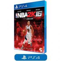 NBA 2K16 para PS4 - 2K Games