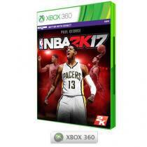 NBA 2K17 para Xbox 360 - 2K Games