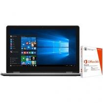 Notebook 2 em 1 Dell Inspiron 15 I15-7558-A10 - Intel Core i5 8GB 500GB + Pacote Office 365