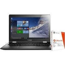 """Notebook 2 em 1 Lenovo Yoga 500 Intel Core i7 - 8GB 1TB 14"""" Touch Screen + Pacote Office 365"""