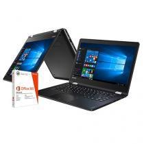 """Notebook 2 em 1 Lenovo Yoga 510 Intel Core i3 - 6ª Geração 4GB 500GB Tela 14"""" + Pacote Office 365"""