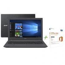 """Notebook Acer Aspire E5 Intel Core i7 6ª Geração - 16GB 2TB LCD 15,6"""" + Office 365 Personal"""
