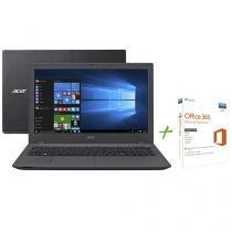 """Notebook Acer Aspire E5 Intel Core i7 6ª Geração - 8GB 1TB LCD 15,6"""" + Office 365 Personal"""