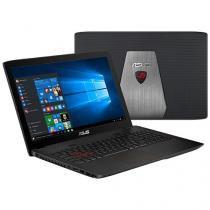 """Notebook Asus GL552VW Intel Core i5 - 8GB 1TB LED 15,6"""" Placa de Vídeo 2GB Windows 10"""