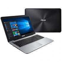 """Notebook Asus X555LF Intel Core i5 - 8GB 1TB LED 15,6"""" Placa de Vídeo 2GB Windows 10"""
