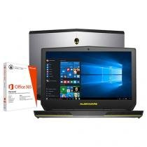 """Notebook Dell Alienware 15 AW-15R2-A10 Intel Core - i5 8GB 1TB LCD 15,6"""" + Pacote Office 365 Personal"""