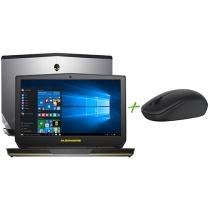 "Notebook Dell Alienware 15 AW-15R2-A20 Intel Core - i7 16GB 1TB LCD 15,6"" + Mouse Sem Fio Óptico"