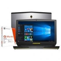 """Notebook Dell Alienware 15 AW-15R2-A20 Intel Core - i7 16GB 1TB LCD 15,6"""" + Pacote Office 365 Personal"""