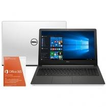 "Notebook Dell Inspiron 15 I15-5558-A50 Intel Core - i7 8GB 1TB LED 15,6"" + Pacote Office 365"